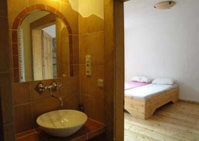 Bad Schlafzimmer Frankreich
