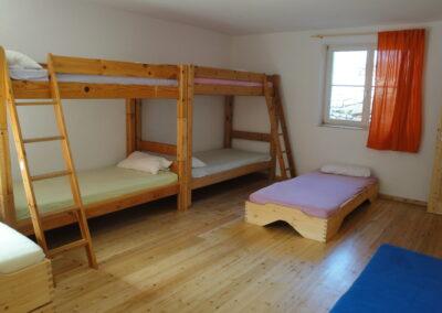 Schlafzimmer USA