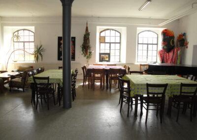 Speisesaal Gruppenraum