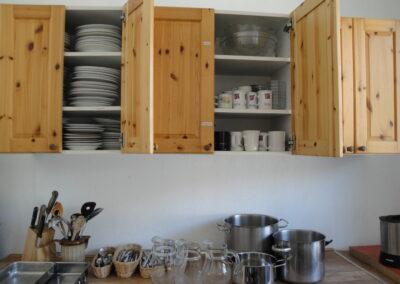 Tagungshaus Küche